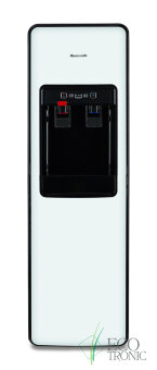 Кулер для воды Ecotronic P5-LXPM white с нижней загрузкой бутыли