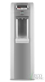 Кулер для воды Ecotronic P8-LX White с нижней загрузкой бутыли