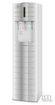 Кулер для воды Ecotronic V4-LZ с увеличенным баком горячей воды 5л.