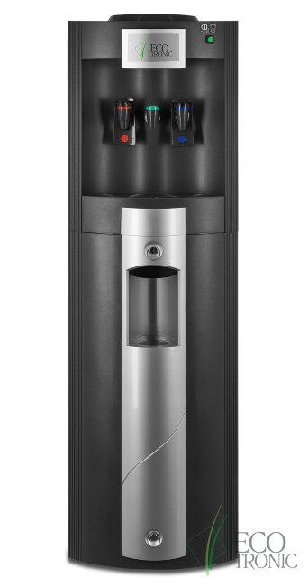 Кулер для воды Ecotronic WD-2202LD CARBO c функцией газирования воды
