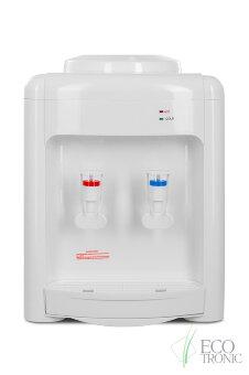 Кулер для воды Ecotronic V22-TE white с охлаждением