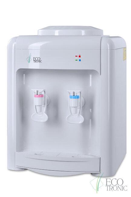 Кулер для воды Ecotronic H2-TE с охлаждением