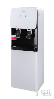 Кулер для воды Ecotronic J1-LCE XS со шкафчиком