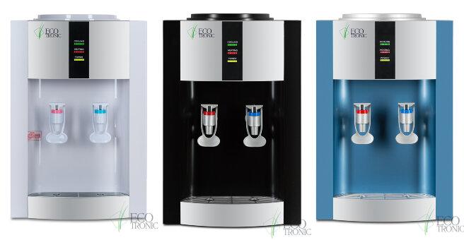 Кулер для воды Ecotronic H1-TE с охлаждением