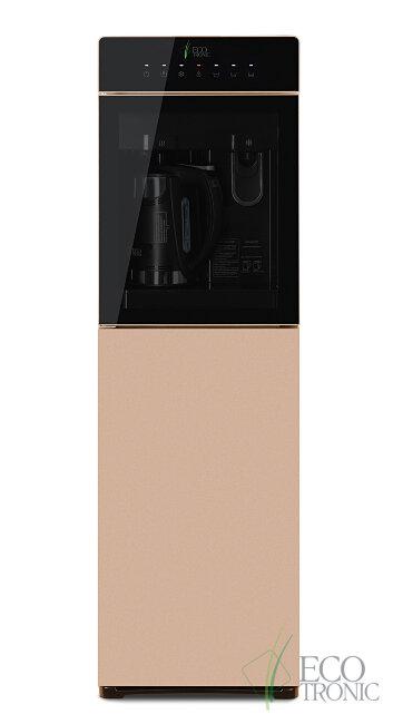 Кулер для воды с чайником Ecotronic M15-LXKEM gold