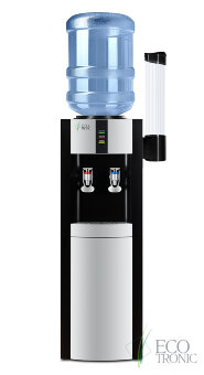 Кулер для воды Ecotronic H1-LE Black v.2 с охлаждением