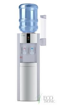 Кулер для воды Ecotronic H1-LE White v.2 с охлаждением