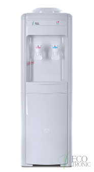 Кулер для воды Ecotronic H2-LE c двойным блоком охлаждения