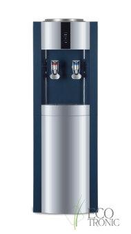 Кулер для воды Экочип V21-L green-silver c охлаждением