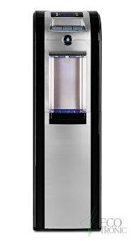 Кулер для воды Ecotronic P8-LX Black с нижней загрузкой бутыли