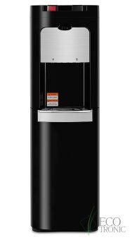 Кулер для воды Ecotronic C8-LX Slider black с нижней загрузкой бутыли