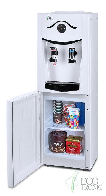 Кулер для воды Ecotronic K21-LCE со шкафчиком